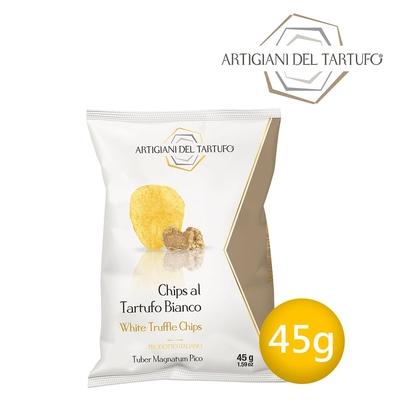 Artigiani del Tartufo白松露洋芋片45gX6包
