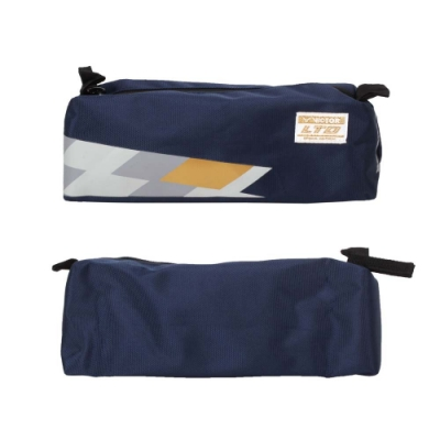VICTOR 2020奧運系列鉛筆袋-LTD 限定 手拿包 收納袋 勝利 PG8810LTDAB 丈青灰金