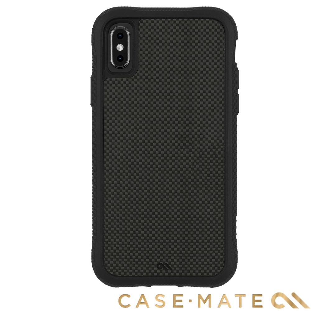 美國Case-Mate iPhone XS Max Carbon Fiber 碳纖維防摔殼 @ Y!購物