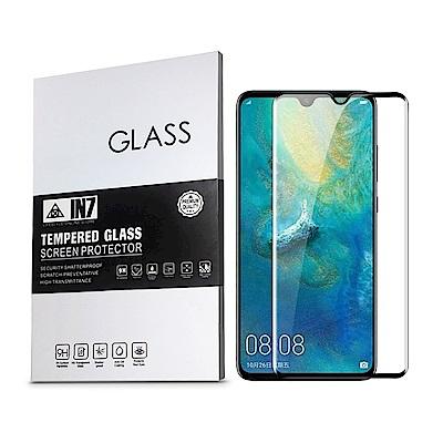 IN7 HUAWEI Mate 20 (6.53吋) 高透光3D全滿版鋼化玻璃保護貼