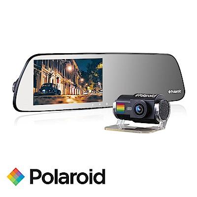Polaroid 寶麗萊 DS502GS 星光夜視 SONY雙鏡頭行車紀錄器-快