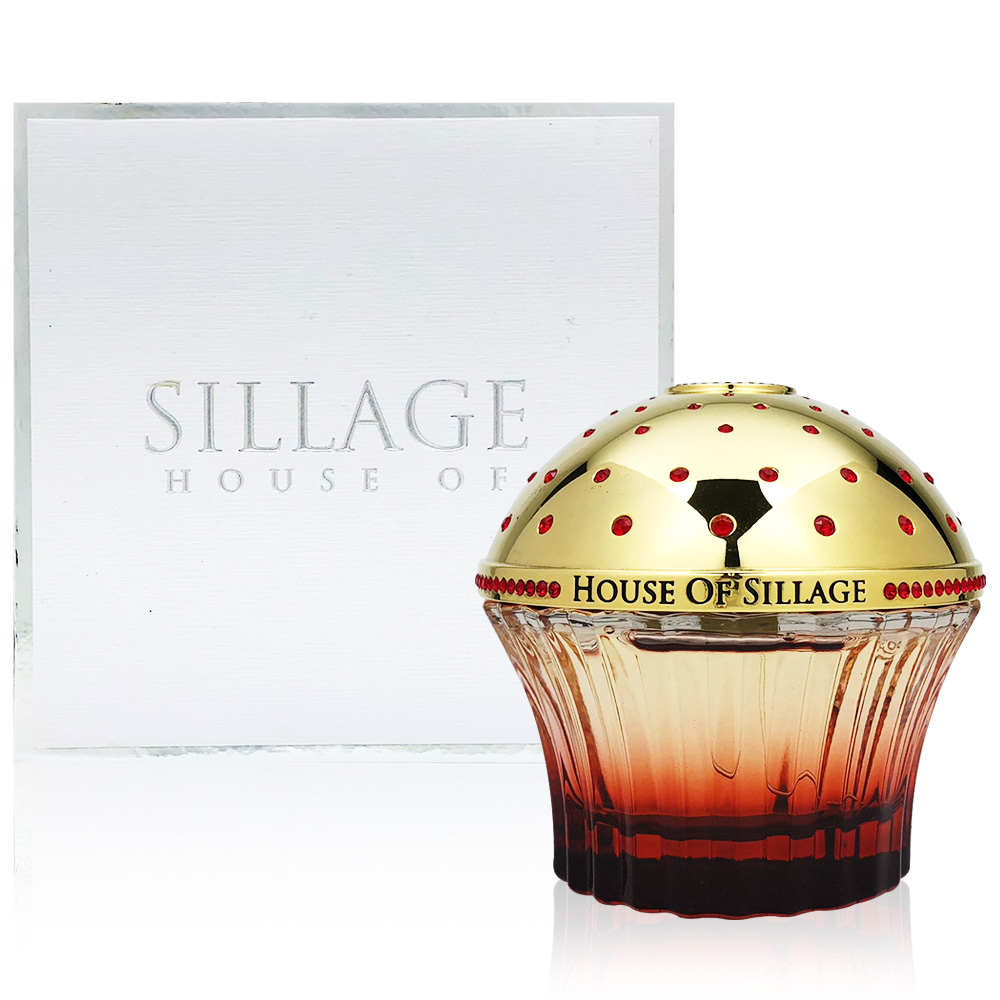HOUSE OF SILLAGE Chevaux d'Or女性淡香精75ml