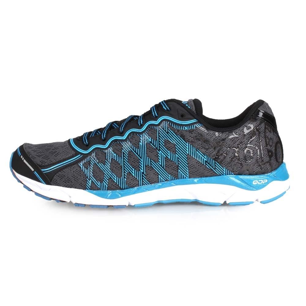 361度 361° 男慢跑鞋-路跑 黑藍