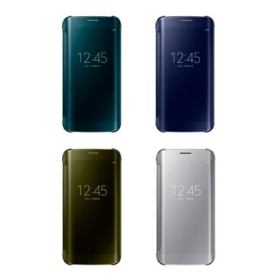 【拆封新品】Samsung Galaxy S6 edge Clear View 原廠感應皮套