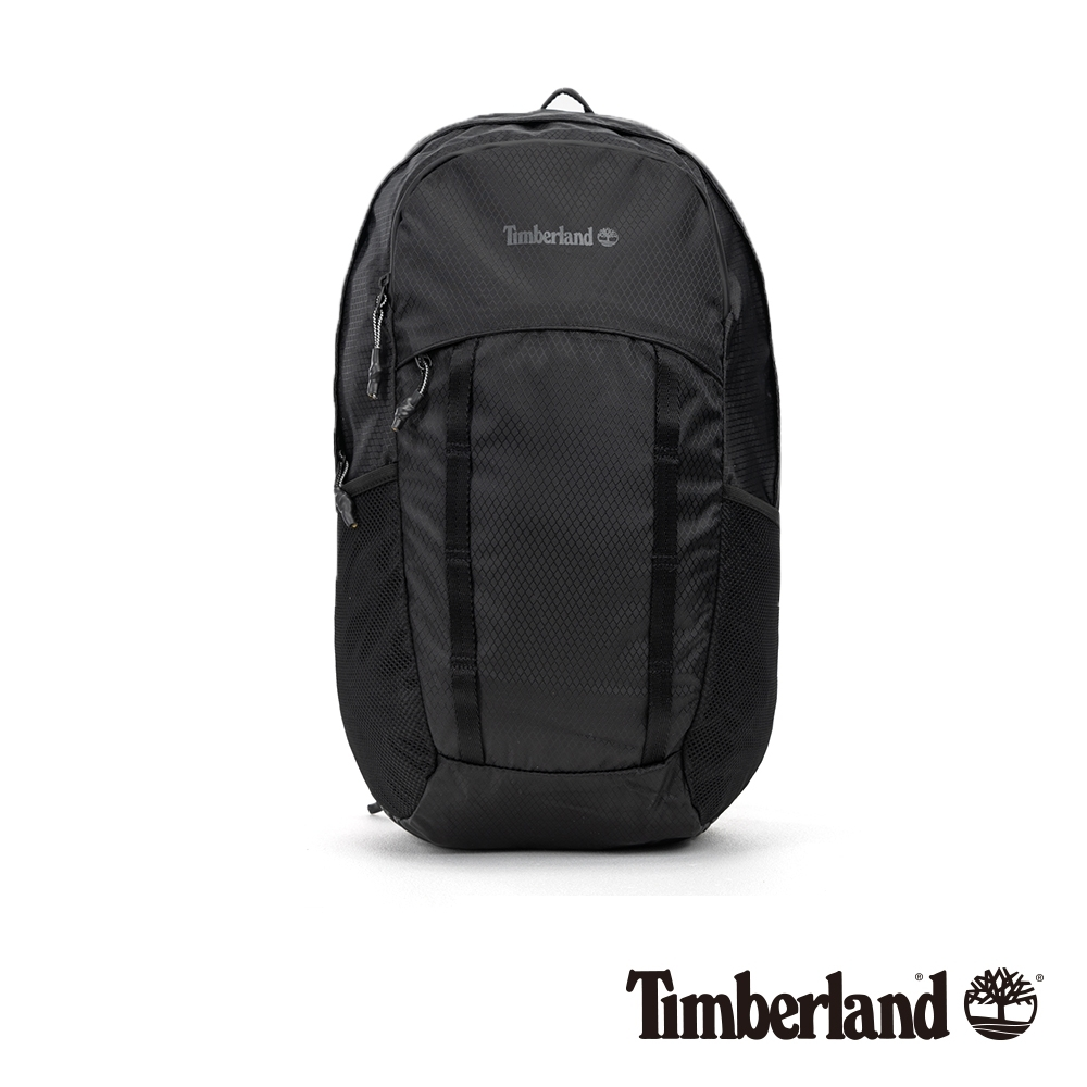 Timberland 中性黑色休閒雙肩包 A2FVH