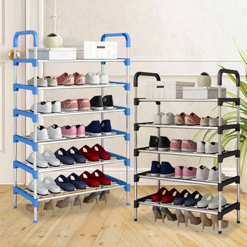 CityShop●多功能簡約創意收納鞋層架-四層