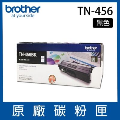 Brother TN-456BK 原廠黑色碳粉匣