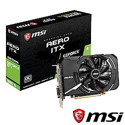 MSI微星 GeForce GTX 1660 Ti AERO ITX 6G OC 顯示卡