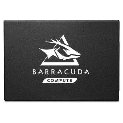 Seagate 新梭魚【BarraCuda Q1】480GB SATA 2.5吋SSD固態硬碟(ZA480CV1A001)