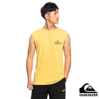 【QUIKSILVER】SURF SAFARI MUSCLE 背心 黃色