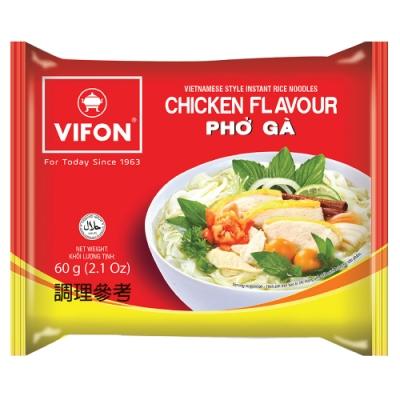 【VIFON味豐】越南 越式雞肉風味河粉 60g/包