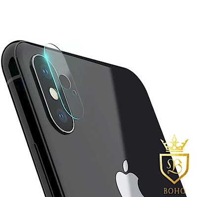 [BOHO]完全保護 鋼化玻璃鏡頭保護貼 9H iPhone Xs Max 兩入裝