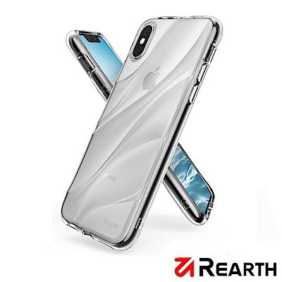Rearth Apple iPhone X (Ringke Flow) 曲線保護殼