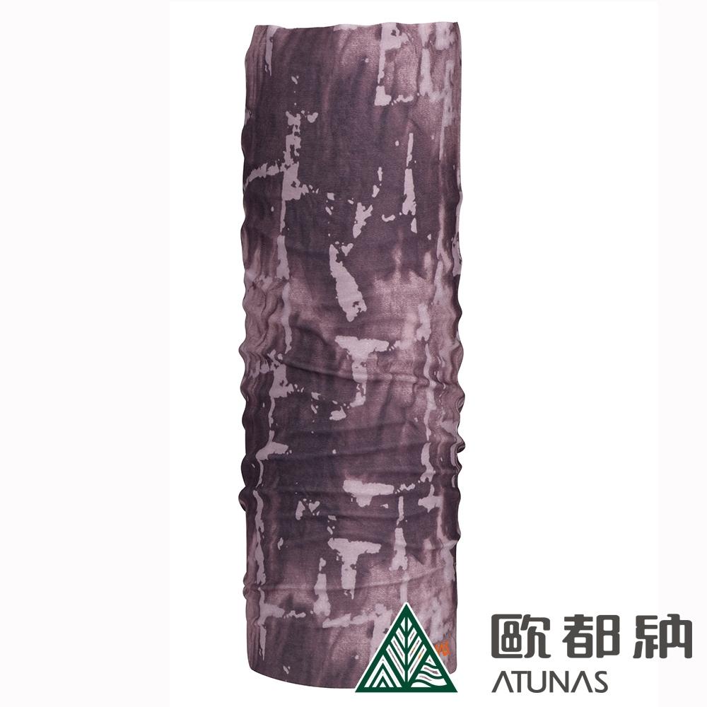 【ATUNAS 歐都納】COOLMAX防曬運動單車頭巾A1ACAA01N岩灰