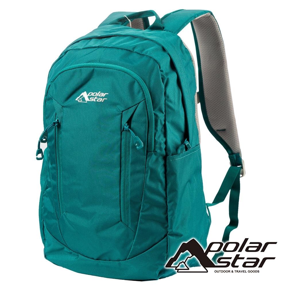 【PolarStar】休閒透氣背包 22L『綠色』P19802