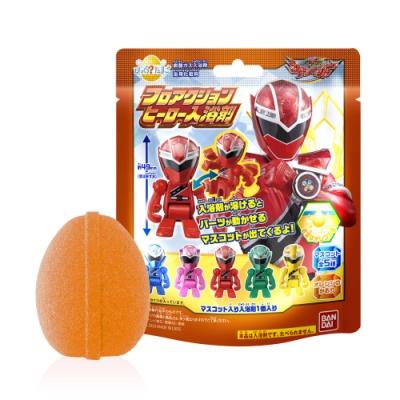 日本Bandai-魔進戰隊煌輝者入浴球5入(含小公仔1個/5款隨機出貨)