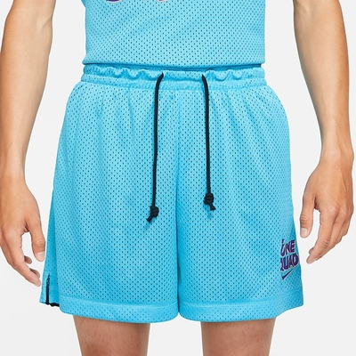 Nike Dri-FIT Standard Issue x Space Jam: A New Legacy雙面 男短褲-藍-DJ3897434