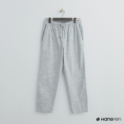 Hang Ten - 男裝 - 鬆緊休閒西裝褲 - 灰