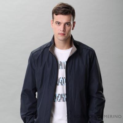 ROBERTA諾貝達 休閒極品 輕薄夾克外套 藍色