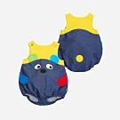 WHY AND 1/2 mini 普普熊造型吊帶褲 0~6M