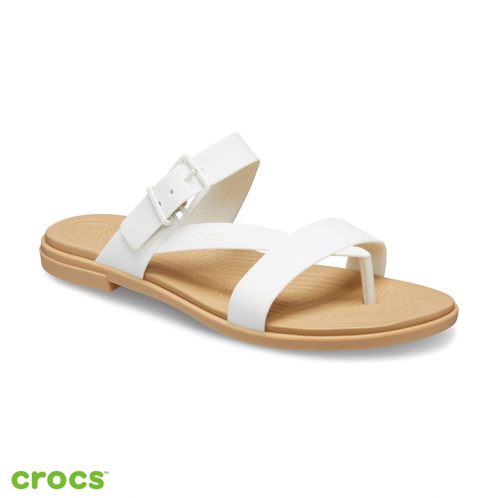 Crocs卡駱馳 (女鞋) 特蘿莉度假風女士凉鞋 206108-1CQ