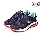 EVERLAST 美國運動品牌-復古慢跑鞋-女-藍