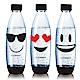 Sodastream 水滴型專用水瓶1L 3入(Emoji) product thumbnail 2