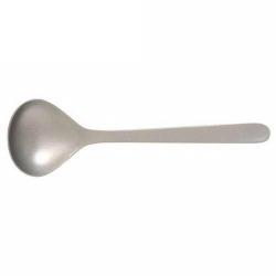 柳宗理-不鏽鋼寬湯匙(17cm)-日本大師級商品-F
