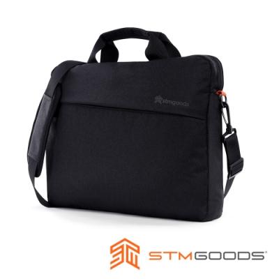STM 商務系列 - 領勢高級筆電側背袋 15 - 黑