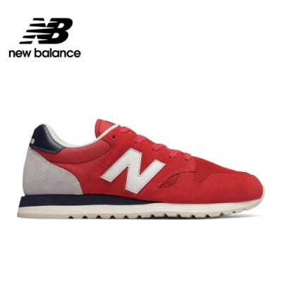 New Balance 復古鞋_中性_紅色_U520GJ-D