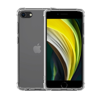 O-one軍功防摔殼 APPLE iPhone SE2/SE第二代 美國軍事防摔手機殼