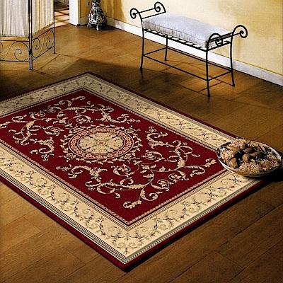 范登伯格 - 卡拉 進口地毯 - 蟠玉 (紅 -  200x290cm)