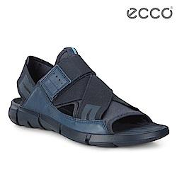 ECCO INTRINSIC SANDAL 時尚酷感運動涼鞋-藍