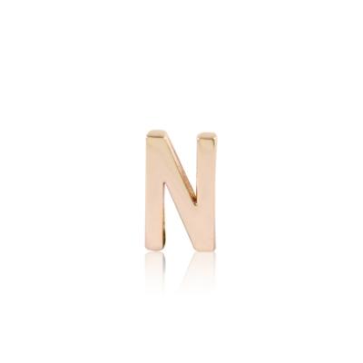 HOURRAE 英文字母N~Z 人氣玫瑰金系列 小飾品