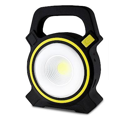 手提式太陽能充電探照燈/工作燈/露營燈
