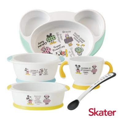 Skater幼童餐具套組 (米奇)