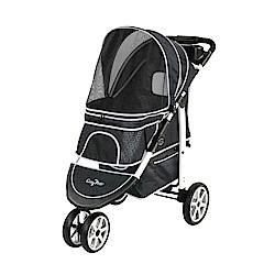 doter寵愛物語-GEN7PETS 摩納哥寵物推車(可承重27公斤+二色)