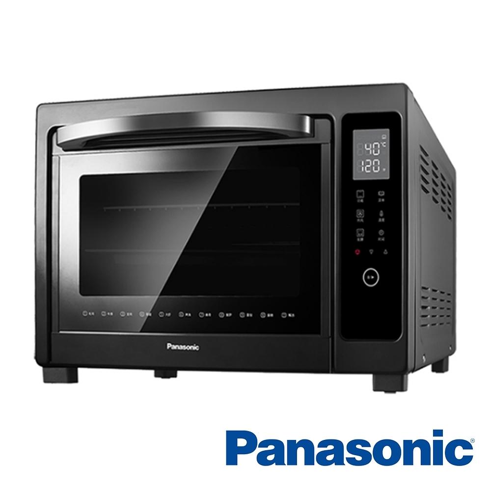 Panasonic國際牌38L微電腦雙溫控烤箱 NB-HM3810