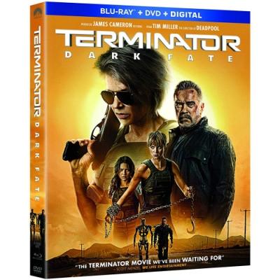 魔鬼終結者:黑暗宿命 Terminator : Dark Fate 藍光 BD
