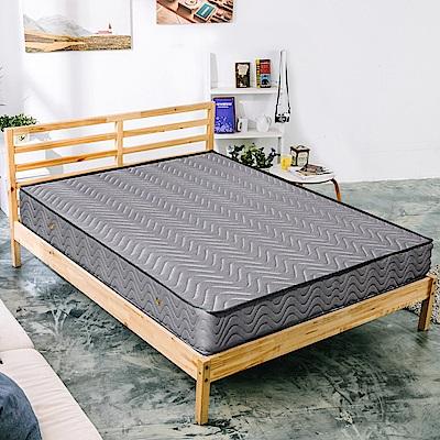 AVIS 艾維斯 米蘭3D透氣網布二線五段式獨立筒床墊-雙人加大6尺