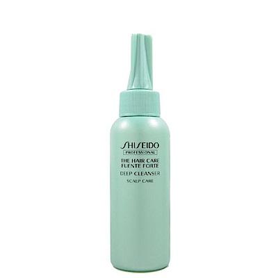 SHISEIDO 資生堂 芳泉調理頭皮深層清潔乳 100ml (公司貨)