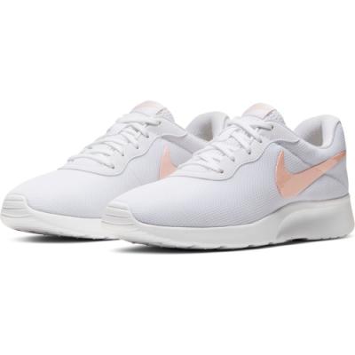 NIKE  運動鞋 慢跑鞋 休閒鞋  輕便 女鞋 白 粉812655-109 Tanjun