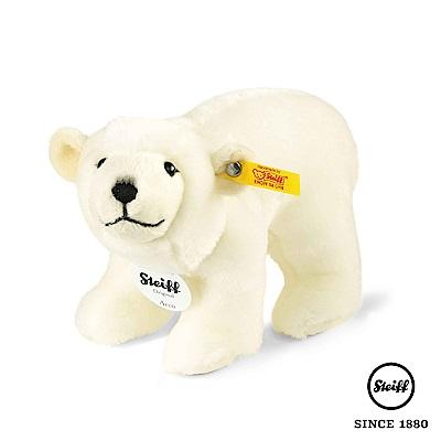 STEIFF德國金耳釦泰迪熊 北極熊 Arco(動物王國)