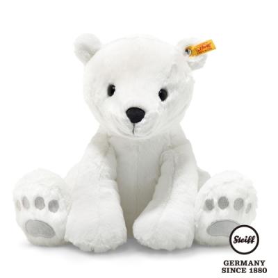 STEIFF德國金耳釦泰迪熊 Lasse Polar Bear北極熊
