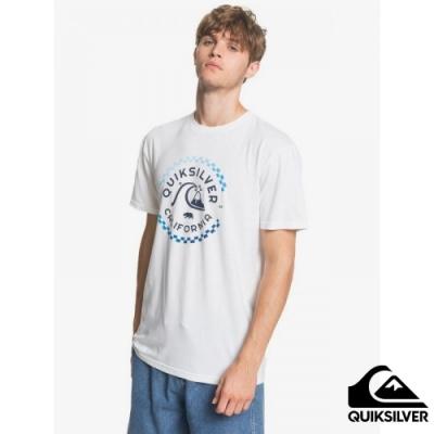 【QUIKSILVER】CA COIN MT0 T恤 白色