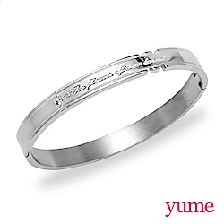 YUME 愛情之焰男手環