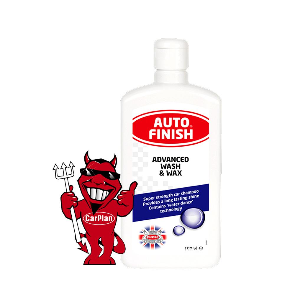 Auto Finish皇家Advanced Wash & Wax雙效洗車蠟