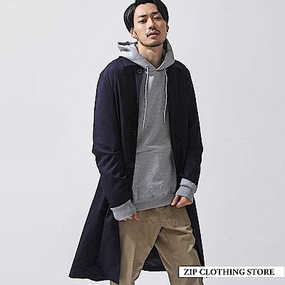 巴爾瑪肯長大衣(6色) ZIP日本男裝