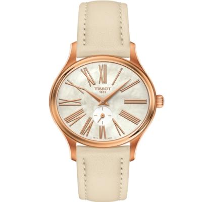 TISSOT Bella Ora 優雅氣息時尚腕錶(T1033103611301)