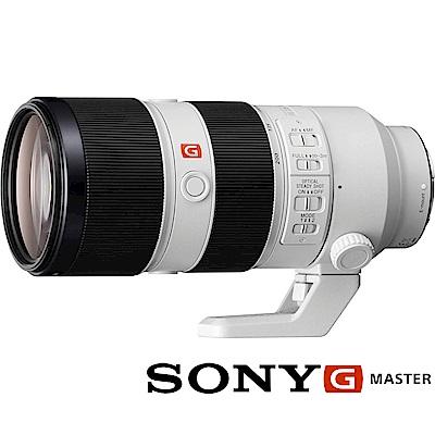 贈保護鏡 SONY FE 70-200mm F2.8 OSS SEL70200GM 公司貨